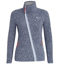 Salewa Corda 2L - Strickjacke - Damen, Light Blue
