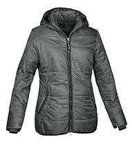 Salewa Corvara Powertex PrimaLoftjacke Damen, Grey
