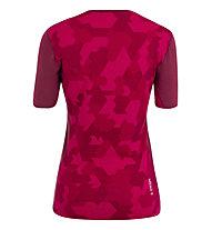 Salewa Cristallo Warm AMR - maglietta tecnica - donna, Pink