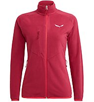 Salewa Drava 2 PL - giacca in pile - donna, Pink