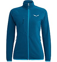 Salewa Drava 2 PL - Fleecejacke - Damen, Blue