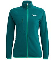 Salewa Drava 2 PL - Fleecejacke - Damen, Green