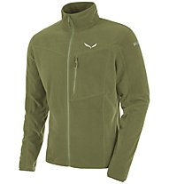Salewa Drava - Fleecejacke Wandern - Herren, Light Green