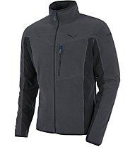 Salewa Drava PL - giacca in pile trekking - uomo, Grey