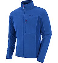 Salewa Drava - Fleecejacke Wandern - Herren, Light Blue