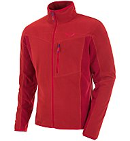 Salewa Drava - Fleecejacke Wandern - Herren, Red