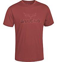 Salewa Puez (Dreizin) Dry'ton T-shirt trekking, Indio