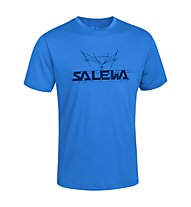 Salewa Puez (Dreizin) Dry'ton T-Shirt, Royal Blue