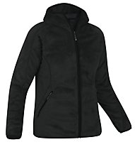 Salewa Dzong Mel PL W Jacket Giacca in pile donna, Black Mel