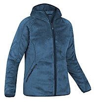 Salewa Dzong Mel PL - Giacca in pile trekking - donna, Blue
