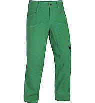 Salewa Earthon CO - pantaloni lunghi arrampicata - uomo, Green