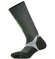 Salewa Expedition SK - Wandersocken lang - Herren, Grey/Green