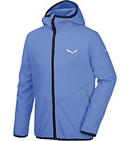 Salewa Fanes 2 - giacca softshell - bambino, Blue