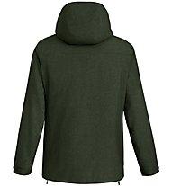 Salewa Fanes 2 PTX/TW CLT - giacca con cappuccio - uomo, Green
