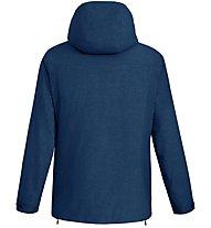 Salewa Fanes 2 PTX/TW CLT - giacca con cappuccio - uomo, Blue