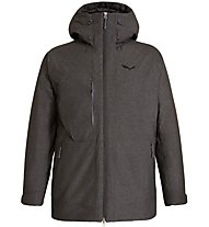 Salewa Fanes 2 PTX/TW - Isolationsjacke mit Kapuze - Herren, Dark Grey