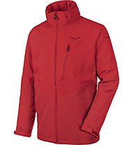 Salewa Fanes Clastic PTX 2L WindJacke, Red