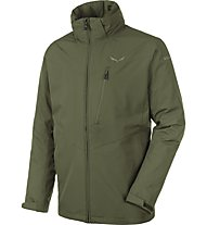 Salewa Fanes Clastic PTX 2L WindJacke, Green