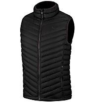 Salewa Fanes Dwn M Vst Gilet in piuma, Black