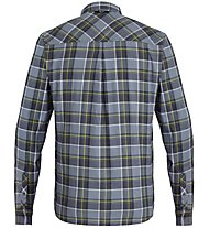 Salewa Fanes Flannel 4 Pl - camicia a maniche lunghe - uomo, Grey