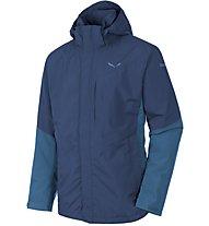 Salewa Fanes Gtx 2L - giacca in GORE-TEX alpinismo - uomo, Light Blue