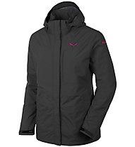 Salewa Fanes Gtx 2L - giacca in GORE-TEX trekking - donna, Black/Pink