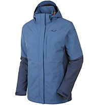 Salewa Fanes 2L - GORE-TEX Wanderjacke - Damen, Light Blue