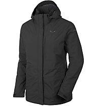 Salewa Fanes Gtx 2L - giacca in GORE-TEX trekking - donna, Black