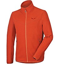 Salewa Fanes - Fleecejacke Wandern - Herren, Orange