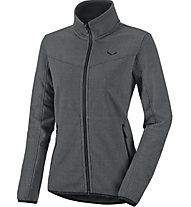 Salewa Fanes Pl - Fleecejacke Skitour - Damen, Grey