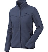Salewa Fanes Pl - giacca in pile - donna, Blue
