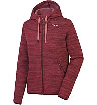 Salewa Fanes Pl - Fleecejacke Skitour - Damen, Red