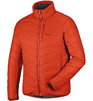 Salewa Fanes Prl - Giacca trekking - uomo, Red