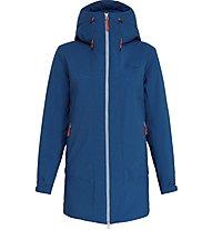 Salewa Fanes PTX/TWC - giacca con cappuccio - donna, Blue