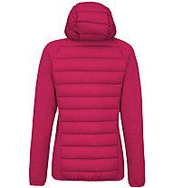 Salewa Fanes Sarner Dwn Hybrid - giacca ibrida - donna, Pink