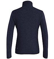 Salewa Fanes Sarner Light Wool - Strickjacke - Herren, Blue