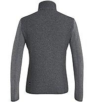 Salewa Fanes Sarner Light Wool - Strickjacke - Herren, Grey