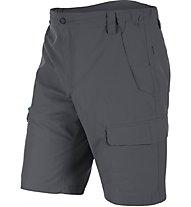 Salewa Fanes Seura 2 Dry M Shorts Herren Wander- und Trekkinghose kurz, Grey