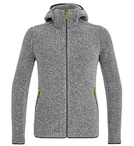 Salewa Fanes Shearling Wool - Kapuzenjacke Bergsport - Herren, Grey