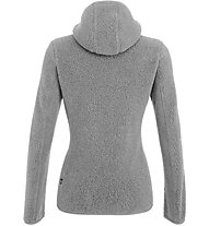 Salewa Fanes Shearling Wool - Kapuzenjacke Bergsport - Damen, Grey/Red