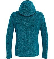 Salewa Fanes Shearling Wool - Kapuzenjacke Bergsport - Herren, Light Blue