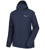 Salewa Fanes Travel W Jkt Damen Windjacke mit Kapuze, Dark Blue