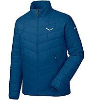 Salewa Fanes - Wander- und Trekkingjacke Tirolwolle - Herren, Blue
