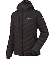 Salewa Ortles Medium - Daunenjacke mit Kapuze - Damen, Black