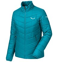 Salewa Fanes Tw Clt - Isolationsjacke Wandern - Damen, Light Blue