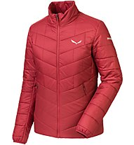 Salewa Fanes Tw Clt - Isolationsjacke Wandern - Damen, Red