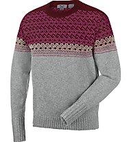 Salewa Fanes Wo M Swtr Herren Winterpullover Wolle, Grey