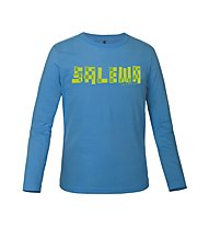 Salewa Faxe CO K L/S Tee, Davos