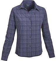 Salewa Fianit 2.0 Dry'ton - Camicia a maniche lunghe trekking - donna, Violet