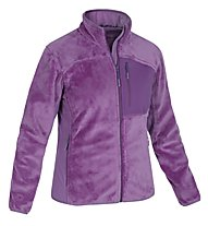 Salewa Flocke Lo. W Jacket Giacca in pile Donna, Orchidea